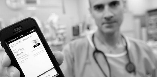 La Suisse est le premier pays à créer une carte de donneur d'organes électronique