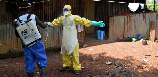 How Switzerland took action against the Ebola virus