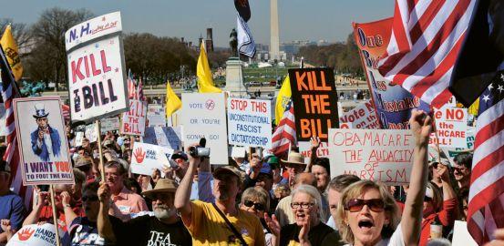 L'Obamacare fait de la résistance