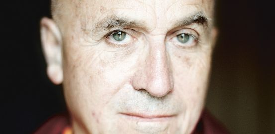 """Matthieu Ricard: """"Healthcare professionals need to cultivate altruism"""""""