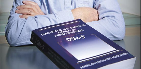 DSM-5 the manual that is driving people crazy